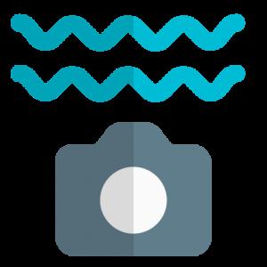 מצלמות מים
